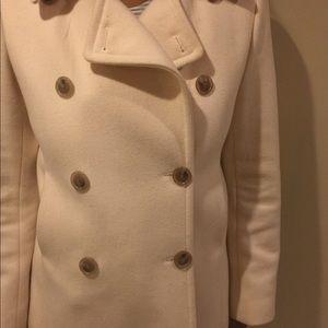 J.Crew wool blend coat